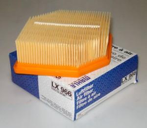 Воздушные фильтры MAHLE