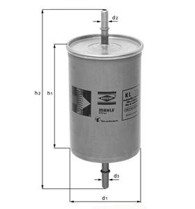 Топливные фильтры MAHLE