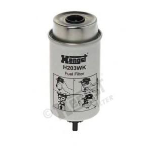 Топливный фильтр Hengst