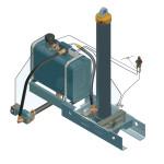 Комплект гидрофикации HYVA