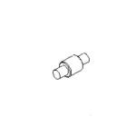 Ролик опорный тормозной колодки SN 1.265.0007